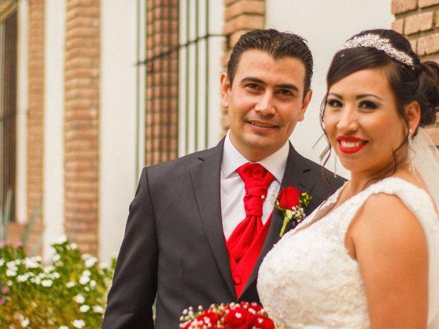 La boda de Edna y Felipe