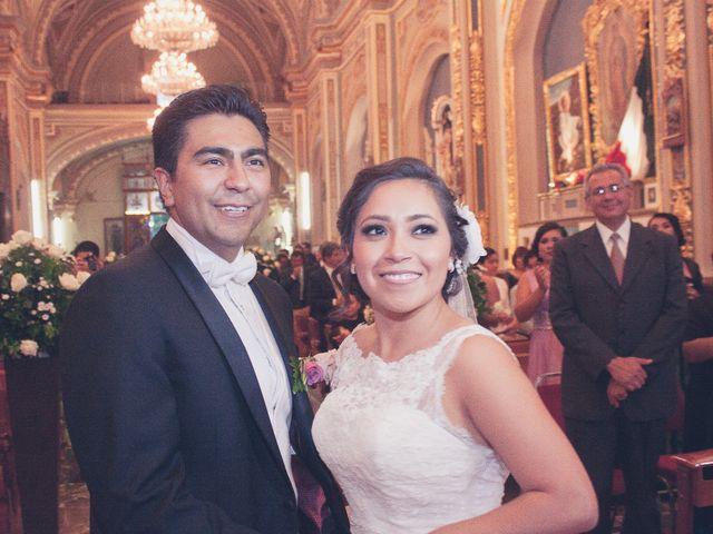 La boda de Jazmin y Daniel