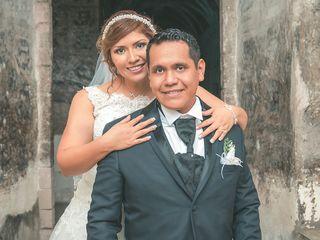La boda de Karen y Ángel