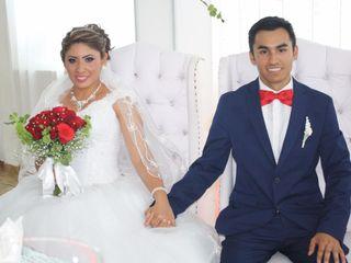 La boda de Nimsi y marco