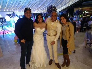 La boda de Yasmín y Ernesto 2
