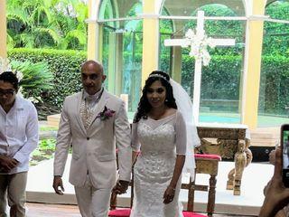 La boda de Yasmín y Ernesto 3