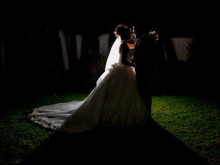 La boda de Geraldine y Obed 1