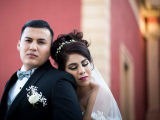 La boda de Geraldine y Obed 2