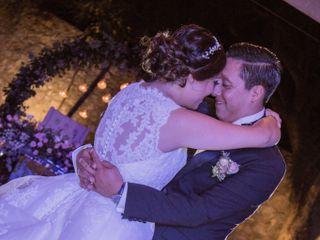 La boda de Paulina y Alberto 2