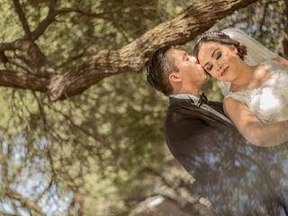 La boda de Paulina y Alberto