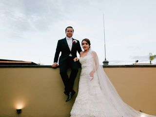 La boda de Mónica  y Gilberto  2