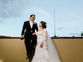 La boda de Mónica  y Gilberto  3