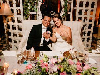 La boda de Mónica  y Gilberto