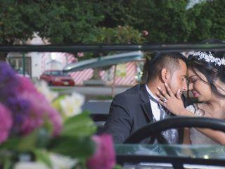 La boda de Ilce y Erick