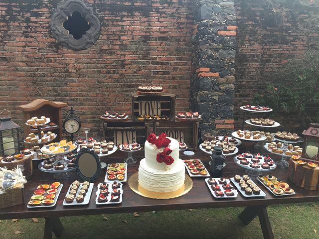 La boda de Ernesto  y Gloria   en Querétaro, Querétaro 6