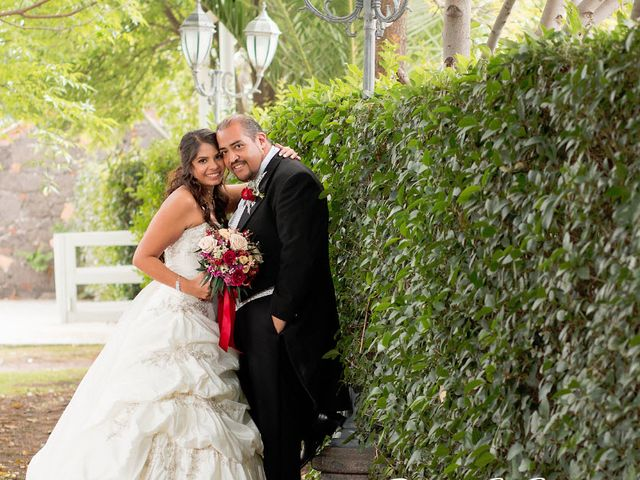 La boda de Ernesto  y Gloria   en Querétaro, Querétaro 9