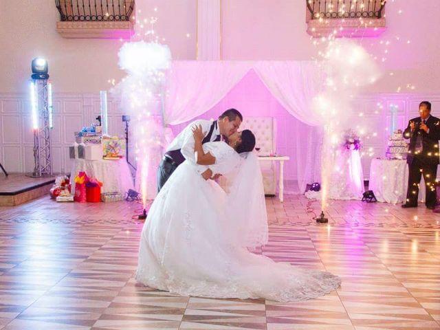 La boda de Andrea  y Mosiah