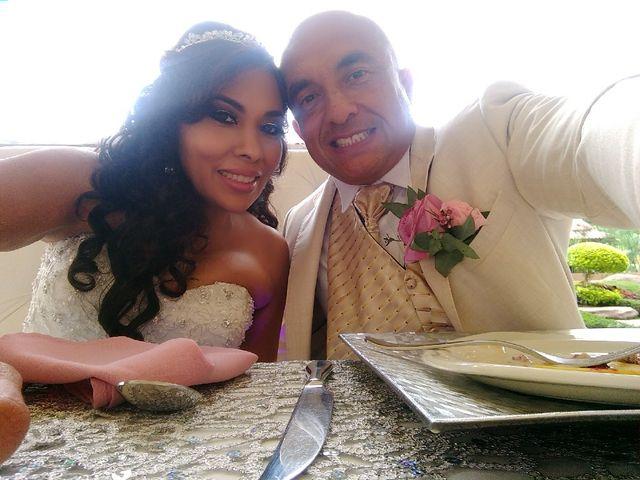 La boda de Yasmín y Ernesto