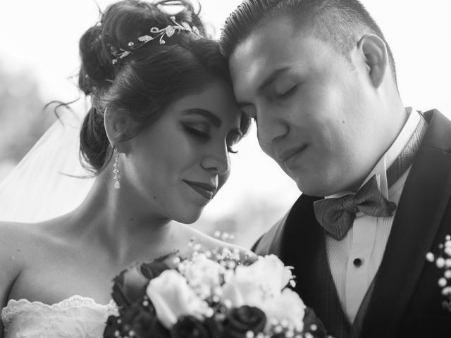 La boda de Geraldine y Obed