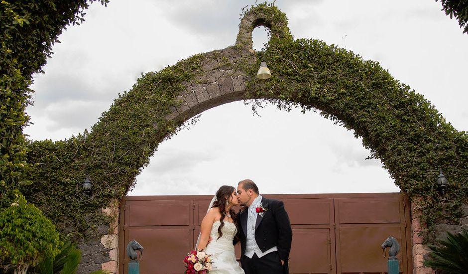La boda de Ernesto  y Gloria   en Querétaro, Querétaro