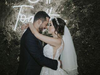 La boda de Lucy y Moisés
