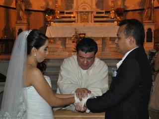 La boda de Cynthia y Ramón