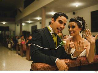 La boda de Cecilia  y David  2