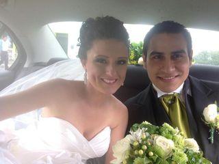 La boda de Cecilia  y David