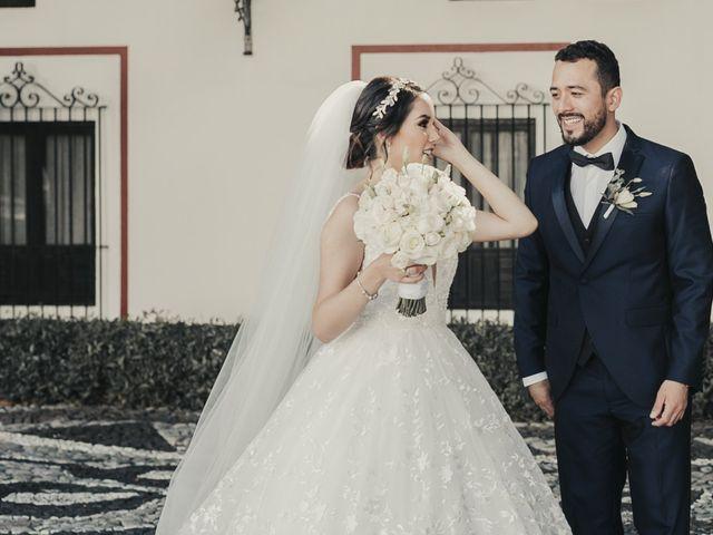 La boda de Moisés y Lucy en Querétaro, Querétaro 12
