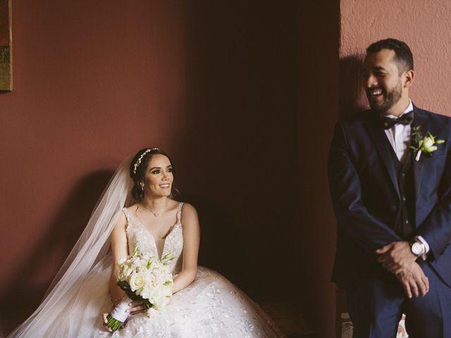 La boda de Moisés y Lucy en Querétaro, Querétaro 14