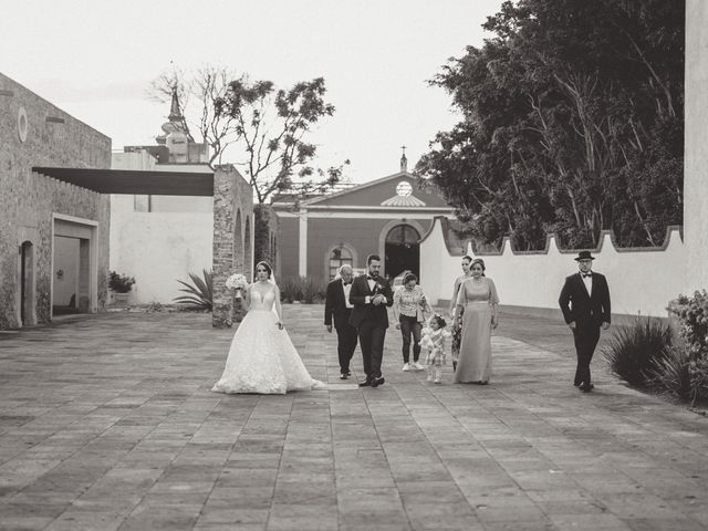 La boda de Moisés y Lucy en Querétaro, Querétaro 15