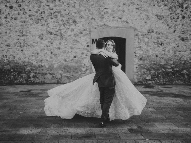 La boda de Moisés y Lucy en Querétaro, Querétaro 21