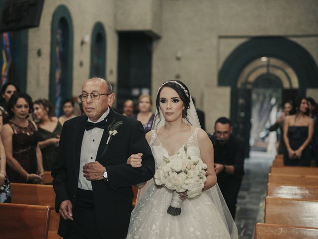 La boda de Moisés y Lucy en Querétaro, Querétaro 25