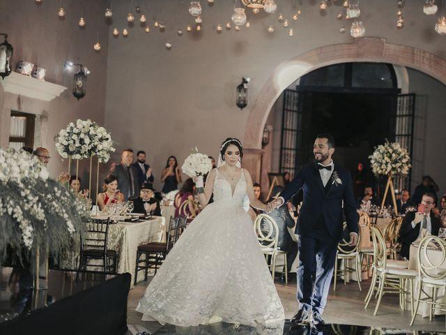 La boda de Moisés y Lucy en Querétaro, Querétaro 33
