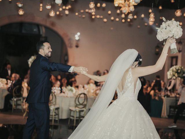 La boda de Moisés y Lucy en Querétaro, Querétaro 35
