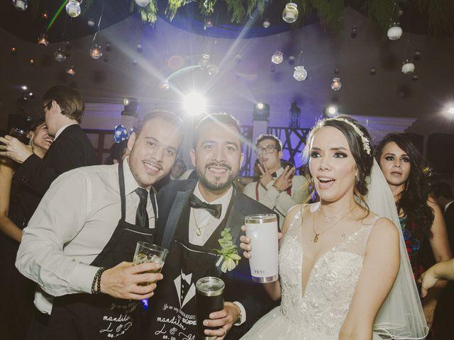 La boda de Moisés y Lucy en Querétaro, Querétaro 44