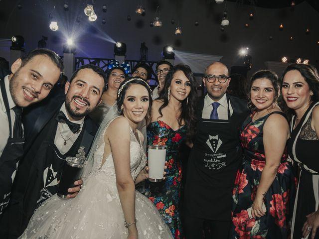 La boda de Moisés y Lucy en Querétaro, Querétaro 45