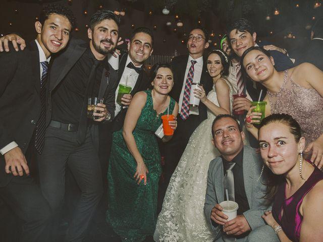 La boda de Moisés y Lucy en Querétaro, Querétaro 50