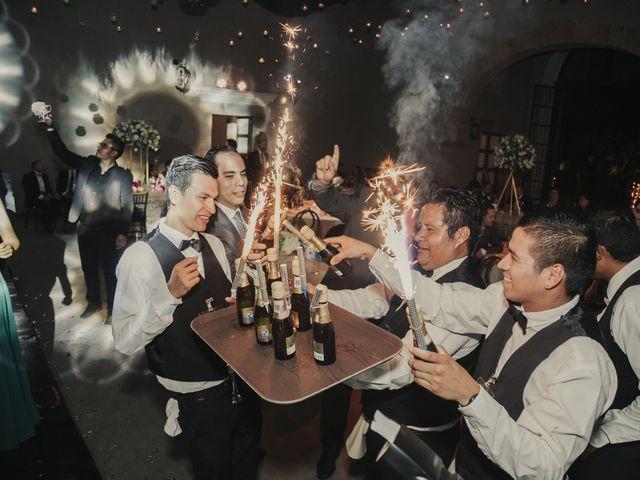 La boda de Moisés y Lucy en Querétaro, Querétaro 53