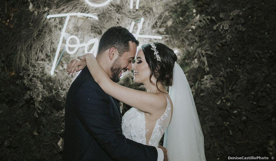 La boda de Moisés y Lucy en Querétaro, Querétaro