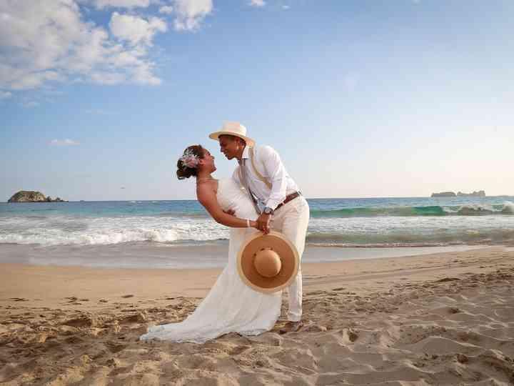 La boda de Yuliana y Christian