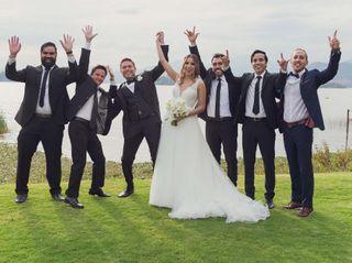 La boda de Álex y Lesly