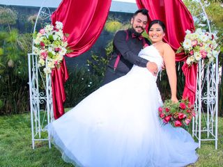 La boda de Yesenia y Jonathan 1