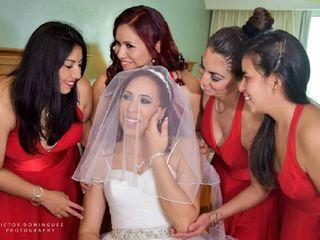La boda de Pamela  y Angel  1