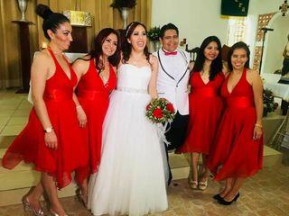 La boda de Pamela  y Angel  2