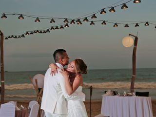 La boda de Yuliana y Christian 1
