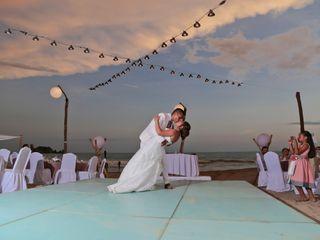 La boda de Yuliana y Christian 2