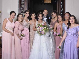 La boda de Celeste y Jorge 2