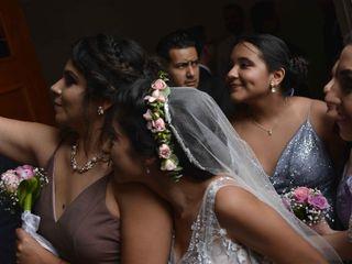 La boda de Celeste y Jorge 3
