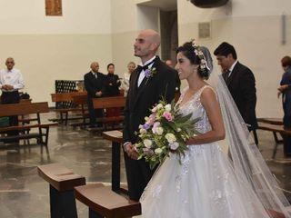 La boda de Celeste y Jorge