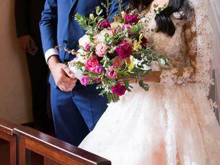 La boda de Liz y Julio 1