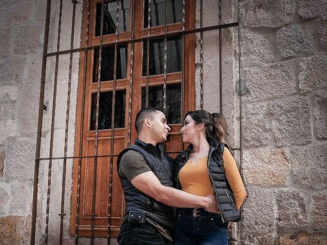 La boda de Cristopher  y Wendy en Morelia, Michoacán 4