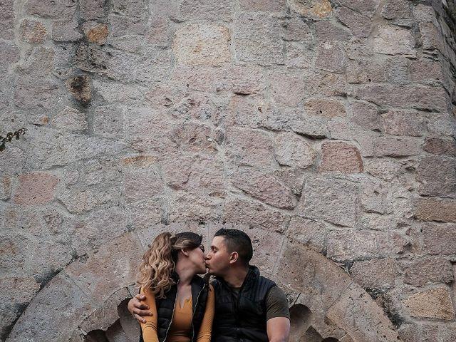 La boda de Cristopher  y Wendy en Morelia, Michoacán 5