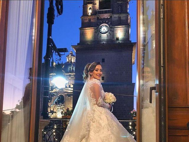 La boda de Cristopher  y Wendy en Morelia, Michoacán 1